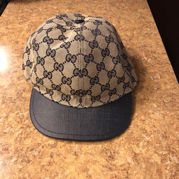5bed96fa3 Children's Original GG cap